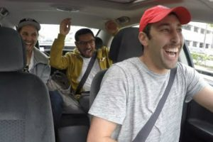 Man Goes Undercover As Uber Driver To Surprise Friend 11