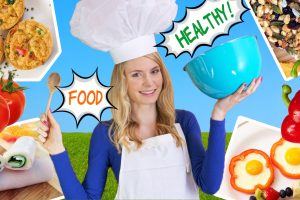 How to Cook Healthy Food! 10 Breakfast Ideas, Lunch Ideas & Snacks for School, Work! 2