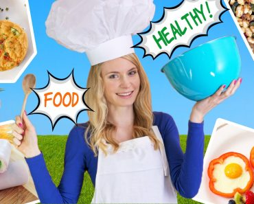 How to Cook Healthy Food! 10 Breakfast Ideas, Lunch Ideas & Snacks for School, Work! 6
