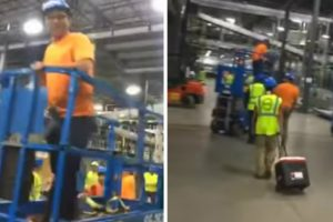 Entire Factory Walked Off the Job After Two Co-Workers Were Unjustly Punished 10