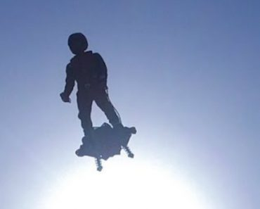 Awesome Flyboard Air Redefines The Concept Of a Hoverboard 9