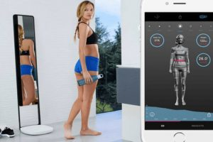 Naked 3D: The Fitness App That Scans Your Entire Body, Critiquing You from Every Angle 11