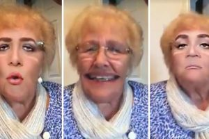 A Grandmother Tried Out Face Swap And Had An Appropriately Hilarious Reaction 11