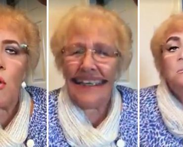 A Grandmother Tried Out Face Swap And Had An Appropriately Hilarious Reaction 3